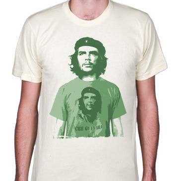 Che Wearing Che T-shirt T-shirt